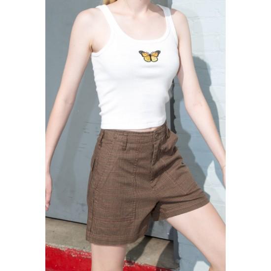 Online Sale Brandy Melville Beyonca Butterfly Tank