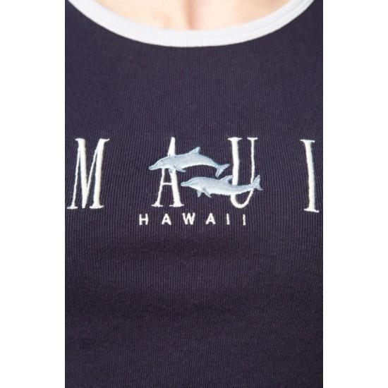 Online Sale Brandy Melville Ashlyn Maui Hawaii Top