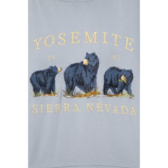 Online Sale Brandy Melville Christy Yosemite 1991 Sierra Nevada Hoodie