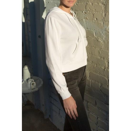 Online Sale Brandy Melville Crystal Hoodie