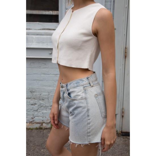 Online Sale Brandy Melville Athelia Knit Tank