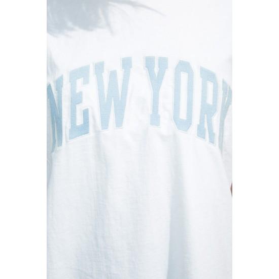 Online Sale Brandy Melville Penelope New York Top