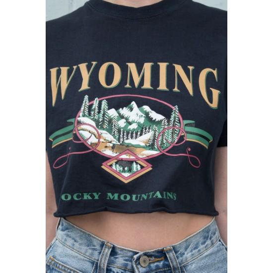 Online Sale Brandy Melville Marina Wyoming Top