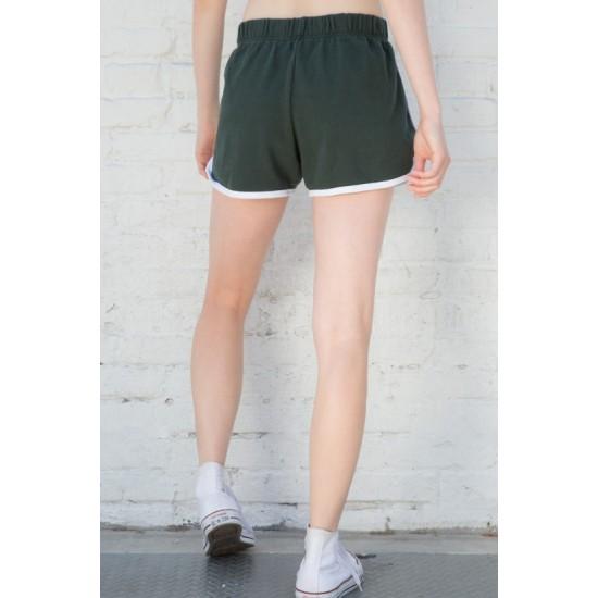 Online Sale Brandy Melville Lisette Georgetown Athl. Dept. Shorts