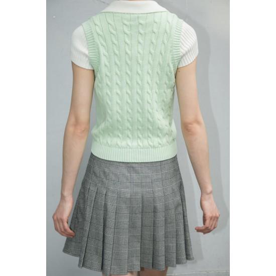 Online Sale Brandy Melville Marlena Sweater Vest