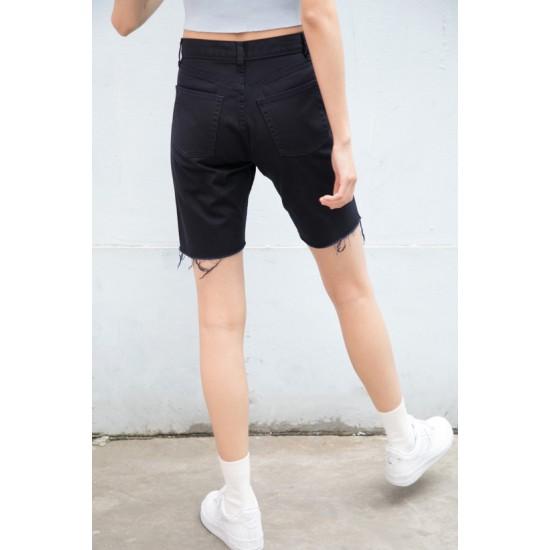 Online Sale Brandy Melville Hyacinth Denim Shorts