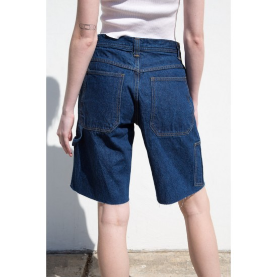Online Sale Brandy Melville Jackson Dark Wash Shorts