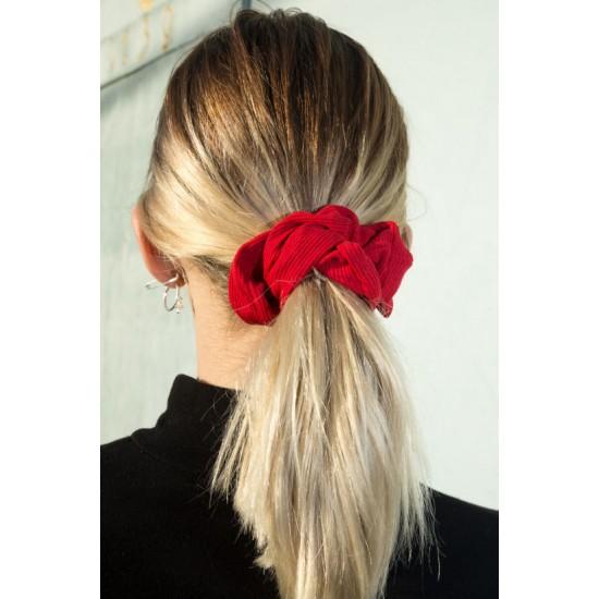 Online Sale Brandy Melville Red Scrunchie