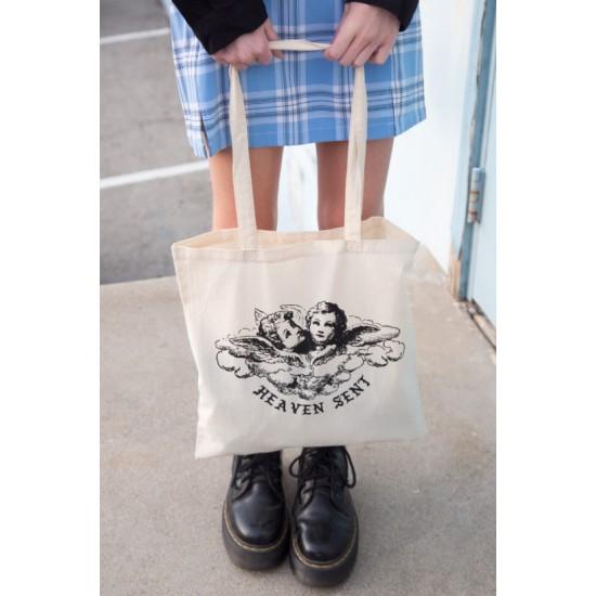 Online Sale Brandy Melville Heaven Sent Tote Bag
